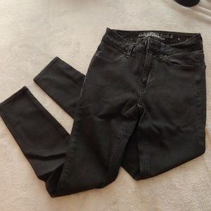 American Eagle Size 0 Short High Rise Jegging